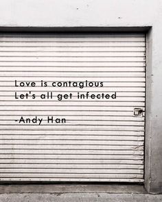 Contagious Love