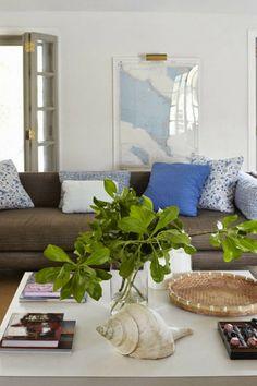 Let's get nauti :: A guide to nautical home decor
