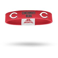 SkootZ Wristband, Cincinnati, Reds, Size: Small