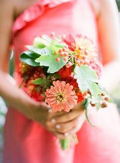 gorgeous garden bouquet | Eric Kelley