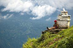 sanga choling gompa, pelling | Flickr - Photo Sharing!
