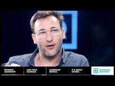 Simon Sinek on Millennials in the Workplace. Global bestselling author and leadership guru Simon Sinek offers an insight in to why many Millennials struggle . Los Millennials, Simon Sinek, Impatience, Provocateur, British, Great Videos, Ted Talks, Professional Development, Parenting Hacks