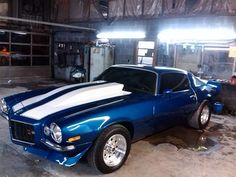 70 RS Camaro with a built 70 554 LS6 big block built 350 turbo auto 12 bolt posi with Moser axles.
