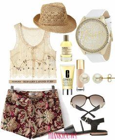 Ceasuri Guess dama originale de top Guess, Clock, Outfit, Polyvore, Image, Fashion, Watch, Outfits, Moda