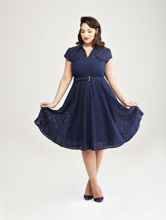 Slashed Beauty- UK Store Debenhams Hopes to Change Industry Norm - want this dress so much reminds me of 1940's