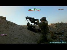 Guerra contra o ISIS no Iraque - 19 de julho de 2016 l Baiji