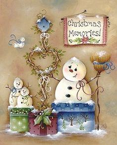 *CHRISTMAS MEMORIES !