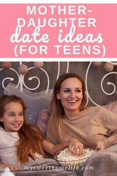 Mom Daughter Dates, Mother Daughter Trip, Mother Daughter Relationships, Daughters Day, Teenage Daughters, Girls Day Out Ideas, Mother Daughter Activities, Indoor Games, Indoor Activities