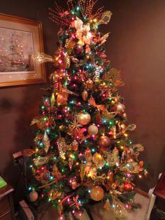 Nature Christmas Tree