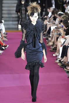 Christian Lacroix | Fall 2008 Couture Collection | Style.com