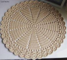 261 Melhores Imagens De Supla De Croche No Pinterest Crochet Doilies Crochet