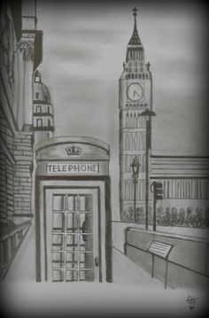 London by Ilse Robesin