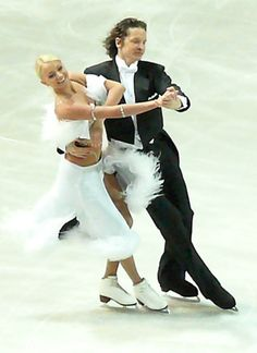 obviously we wouldn't need the costumes, but basic Ice Dancing/Waltzing is a lot of fun