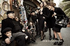 Dolce & Gabbana Fall Winter 2012.13