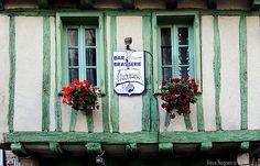 Vannes, Bretanha, França, foto de Véva Nogueira