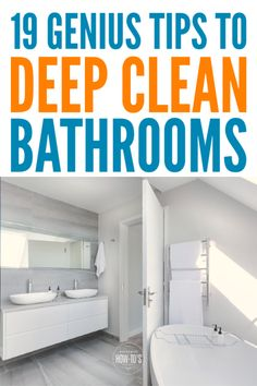 144 best bathroom cleaning hacks images in 2019 bathroom cleaning rh pinterest com