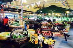 Happy More Farmers Market. Ginowan, Okinawa. Address1-247-1 Shimashi, Ginowan Open10:00~18:00 ClosedSundays ParkingParking at location