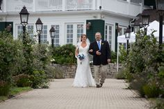 ceremony Maine Wedding at French's Point READ MORE AT => blog.fpmaine.com #wedding #maine #estate