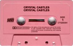 I miss the soft click of a cassette player.