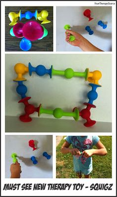 Your Therapy Source - www.YourTherapySource.com: Must See New Therapy Toy - Squigz