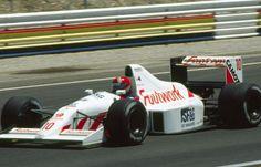 1990 Arrows A11B - Ford (Alex Caffi)