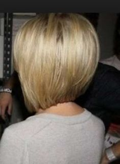 images of back of bob haircuts - Google Search