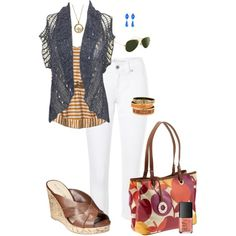 Lunch with the Ladies, created by shelle339 on Polyvore