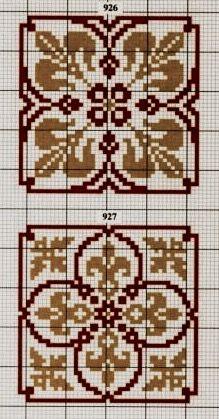 Biscornu Cross Stitch, Cross Stitch Rose, Cross Stitch Alphabet, Modern Cross Stitch, Counted Cross Stitch Patterns, Cross Stitch Charts, Cross Stitch Designs, Cross Stitch Embroidery, Blackwork Patterns