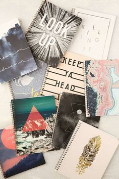 Agate Notebook - Urban Outfitters Pinterest//@serahrose// instagram//@serah.rose//