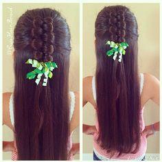 💚 Dutch Infinity braid inspired by Infinity Braid, Plaits, Hair Art, Braided Hairstyles, Hair Accessories, Fancy, Long Hair Styles, Dutch, Beautiful