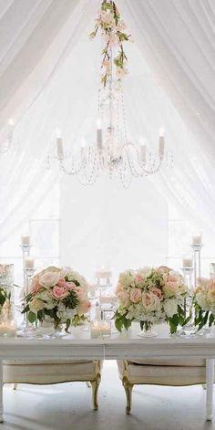 Rosamaria G Frangini | Wedding Decor | HereComesTheBride | Dream Wedding