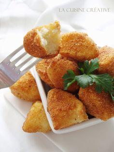 La cuisine creative: kroketi od krumpira
