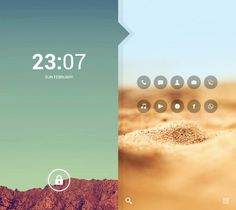 18 Android & iPhone Homescreens & Lockscreens | Part 26