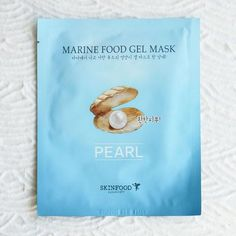 SKINFOOD Marine Food Gel Mask - Pearl | $5 (lightens)