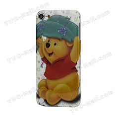 Funny Whinny Winnie the Pooh Hard Plastic Case for iPod Touch 5