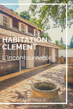 L'Habitation Clément est l'un des sites les plus visités de la Martinique. La maison de maître est un splendide exemple de l'architecture coloniale caribéenne.