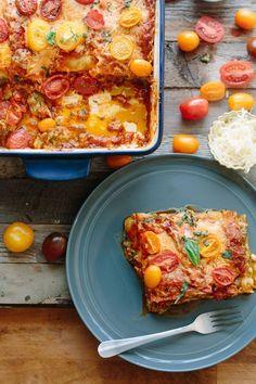 Ideas For Appetizers Recipes Vegetarian Veggies Hotdish Recipes, Vegetable Recipes, Mexican Food Recipes, Vegetarian Recipes, Chicken Recipes, Healthy Recipes, Bariatric Recipes, Veggie Food, Veggie Lasagna