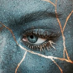~ by Sara Engel Ejstrup, Odense, Denmark Story Inspiration, Writing Inspiration, Makeup Inspiration, Character Inspiration, Kintsugi, The Wicked The Divine, Marvel, Ravenclaw, Guardians Of The Galaxy
