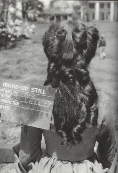 """1939  Vivien Leigh's Costume Test for """"Gone with the Wind"""""""