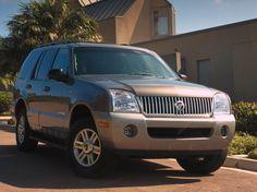 Mercury Mountaineer Годы выпуска: 2002 - 2006
