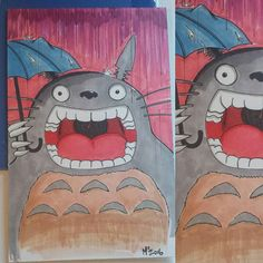 My Neighbor Totoro is all done. If you couldn't tell I'm kind of on a Miyazaki kick lately... currently enjoying Castle in the Sky (one of my favs ) #graphitenite #MichaelFord #myneighbortotoro #anime #totoro #hayaomiyazaki #art #comicbooks #ink #copicmarkers #sketchbook #sketch #drawing #studioghibli by graphitenite