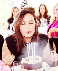 11 Things We Love About Mariska Hargitay on Her 50th Birthday