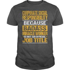 awesome   Awesome Tee For Corporate Social Responsibility -  Shirts Today Check more at http://tshirtslucky.com/camping/popular-tshirt-name-ideas-awesome-tee-for-corporate-social-responsibility-shirts-today.html