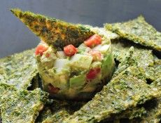Lots of raw cracker recipes...mostly gluten-free