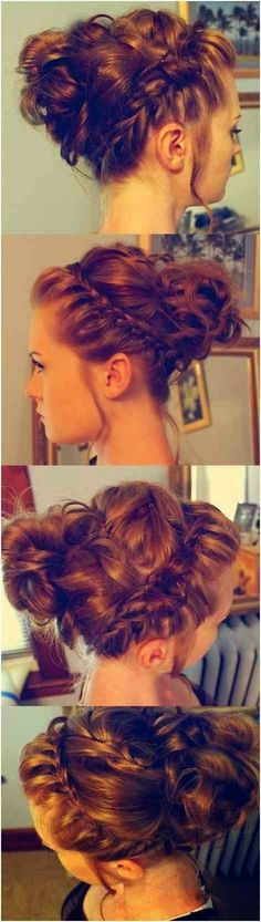 Updos Hairstyle with Cute braids: img41c4779f83e93ea45