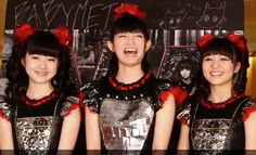 how you should be reacting to these babymetal memes
