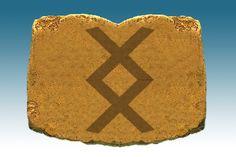 La runa Inguz, también conocida como runa Ingwaz e Ing, tiene un significado claramente asociado a la fertilidad, y a la regeneración o nuevos comienzos.