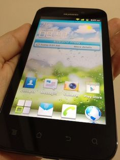 Android-based Huawei Honor hits shelves in the Philippines today