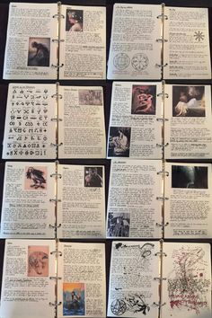 Please forgive any grammar errors and stuff. My Hunter Journal Part 2 UPDATED Bullet Journal Books, Bullet Journal Ideas Pages, My Journal, Bullet Journal Inspiration, Journal Pages, Journals, Sketch Journal, Photo Journal, Notebooks