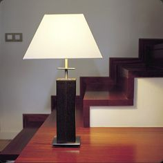Name: ULMA MESA  Design: Joana Bover / 2002  Typology: Table lamp  Environment: Indoor